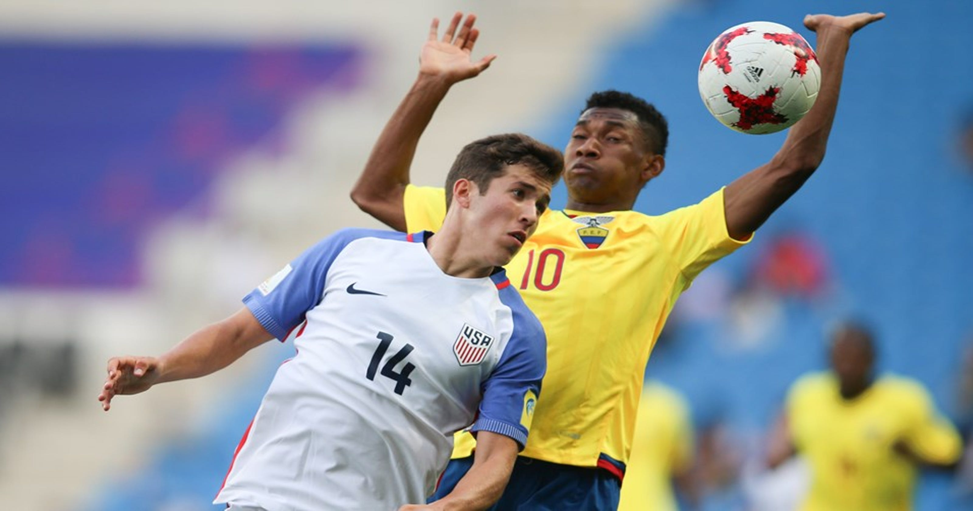 d7a8fd560a6 Las Cruces born soccer player riding high after U-20 World Cup experience