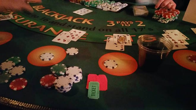 Timon's Ministries will host the second annual Steppin' Out Las Vegas Style fundraiser from 6-9 p.m. Friday, June 23 at Doc's Seafood and Steaks, 13309 S. Padre Island Drive. Play roulette, craps, Texas Hold 'em, blackjack, Let It Ride and slots. Featuring prizes, heavy hors d'oeuvres, raffle ticket and $5,000 in chips. Doors open at 5 p.m. All proceeds benefit Timon's Ministries. Cost: $40. Information and tickets:www.timonsministries.comor 361-937-6196.