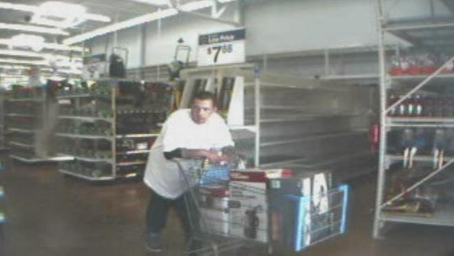 Anyone who recognizes the suspects is asked to call the Sandusky Police Department at 810-648-4016.