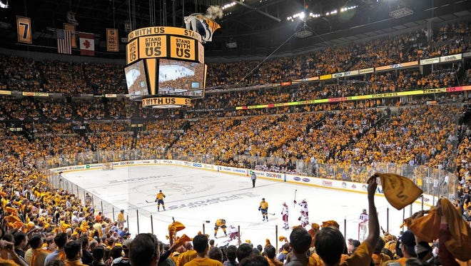 Enter to win suite level Predators tickets on Sept 28, 2017.