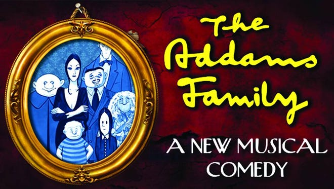 The Central Wisconsin Area Community Theater will present The Addams Family Musical on Oct. 27-29 and Nov. 3-4, 2017 at the Sentry's Theater.