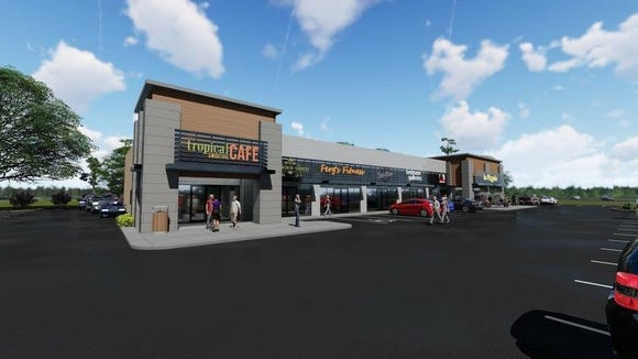 Tropical Smoothie Cafe is expected to open a location soon in the new North Point development in Carencro.