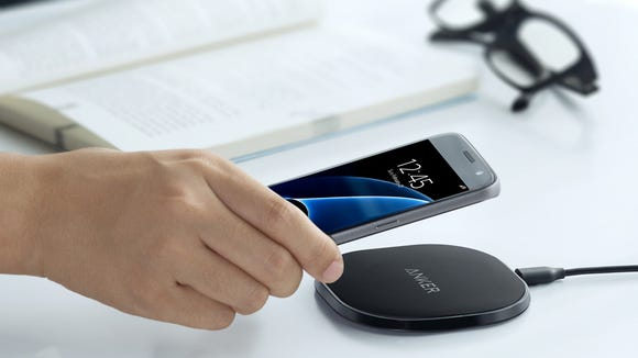 Wireless charging makes you feel like you're in a sci-fi movie.