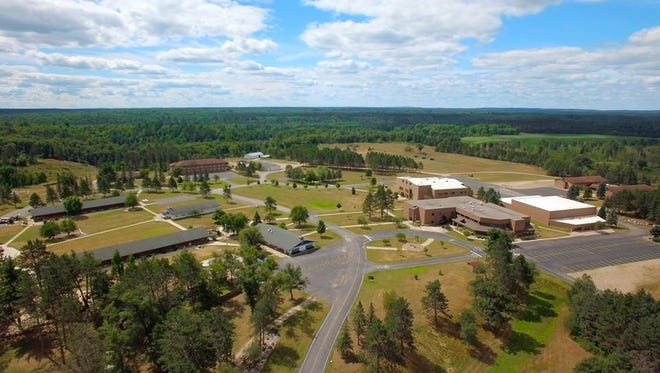 The 1,500-acre Northland Camp & Conference Center campus includes housing and camping facilities 'in mint condition.""