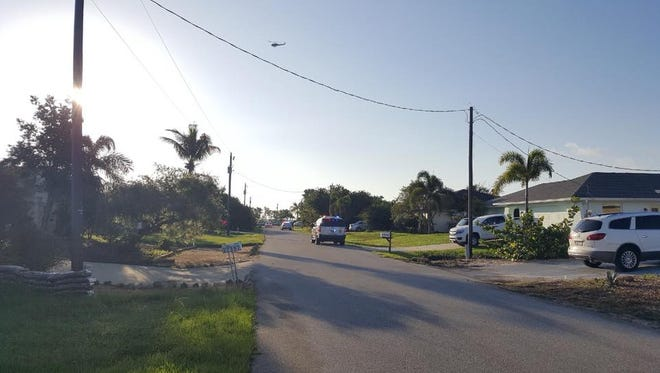 Charlotte County Sheriff's Office deputies were investigating a shooting in Port Charlotte on Wednesday morning.