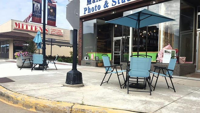 MoJo's Pasta House & Cajun Cook Shack, Marshfield's newest restaurant, expects to be approved for outdoor seating.