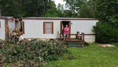 Anonymous donors help Pickens family displaced by tornado, but they still need a home