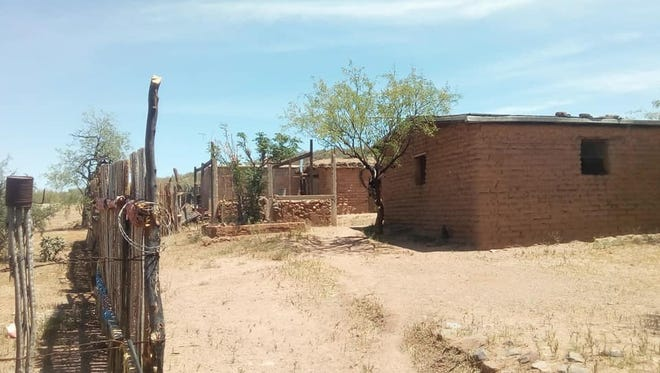 The tribal village of Cumarito — Kom Wahia in the O'odham language — sits just a few miles south of the U.S.-Mexico border.