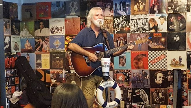 Bruce Graybeal will be performing Wednesday at Bird's Aphrodisiac Shack.