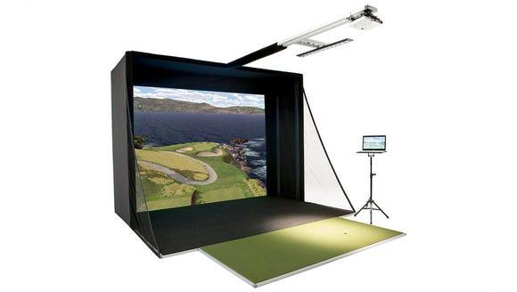 Best Gifts for Golfers 2018: Full Swing Sport Series Simulator (Photo: Full Swing)