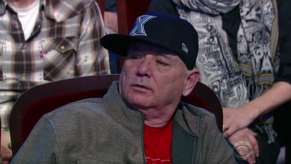 Nice hat, Bill.