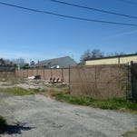An aging drainfield is located on a portion of one parcel of land near the Island Activity Center which is under discussion by the Chincoteague town council.