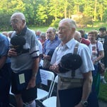 World War II soldiers thanked at D-Day ceremony