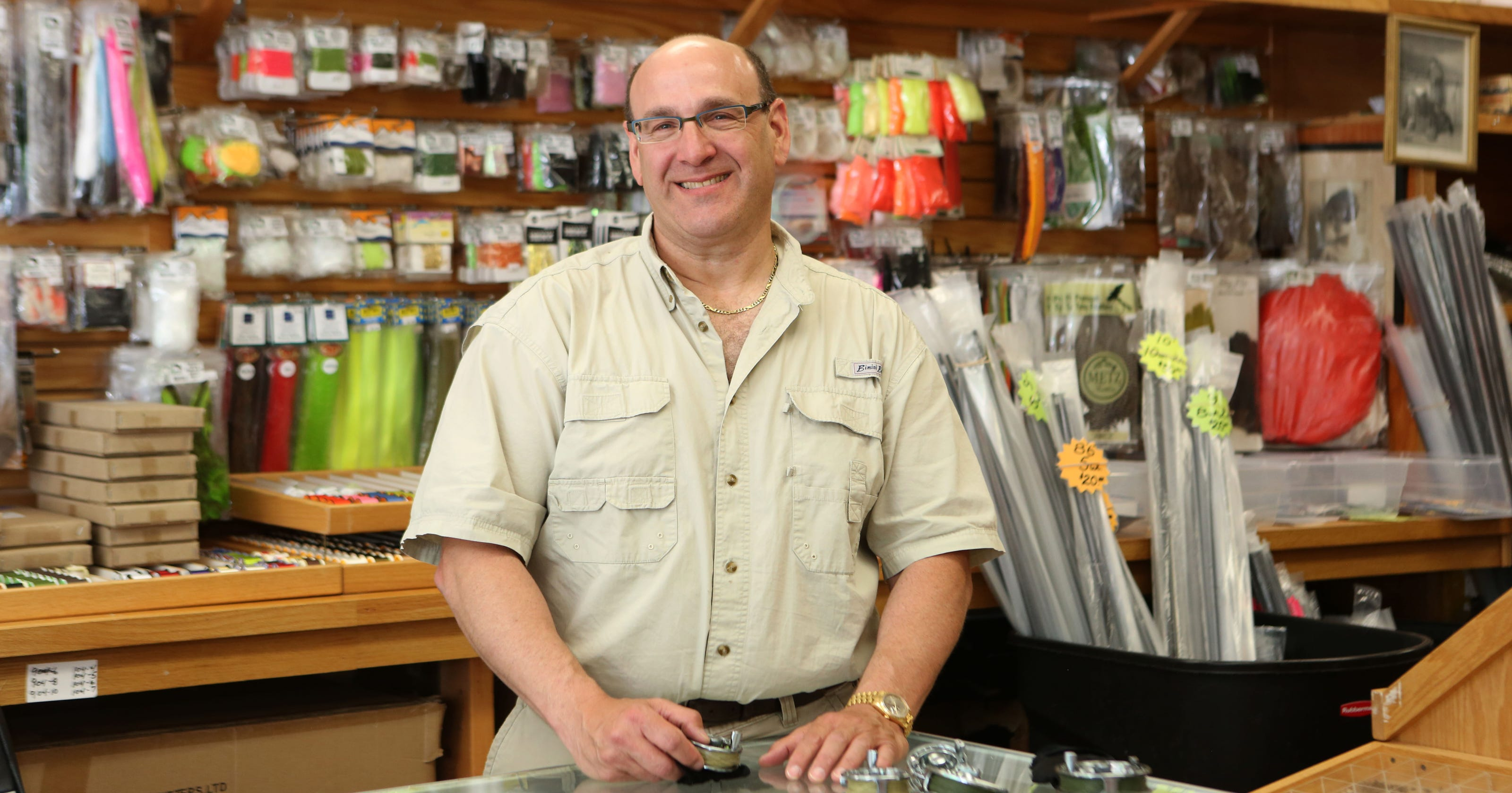 Shu-Fly's Skip Storch is secret to Rockland fishing