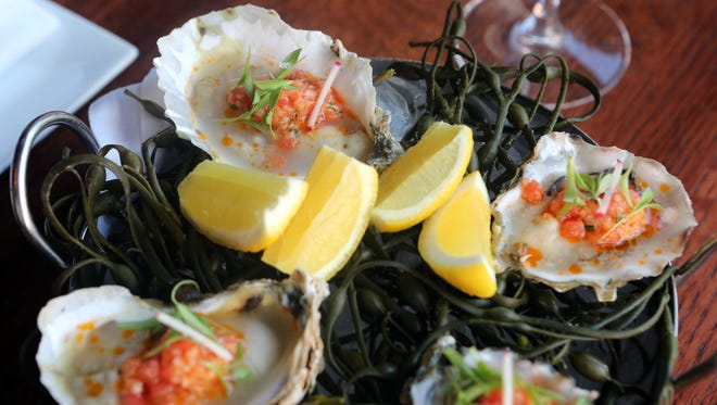 Seafood will be among the offerings at this fall's food fundraisers.