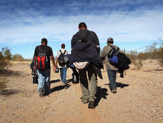 El drama de la inmigración, muy importante para Francisco