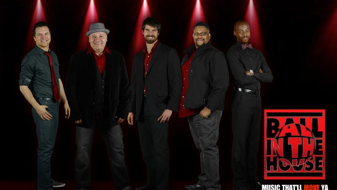 Ball in the House plays at the McComb/Bruchs Performing Arts Center in Wautoma March 16.