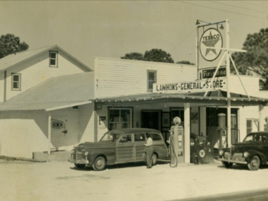 The Lawhon family has had gas-station convenience stores