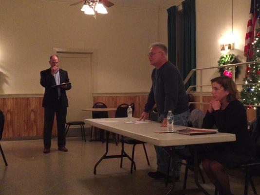 Millville Commission Community forum