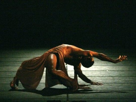 Dancer Christoper Huggins has danced professionally for more than 25 years with international and national companies and productions.