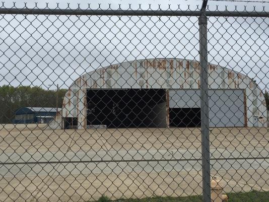 Millville airport Q hangar