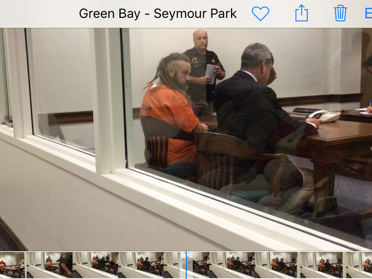 Schrap appeared in court Tuesday.