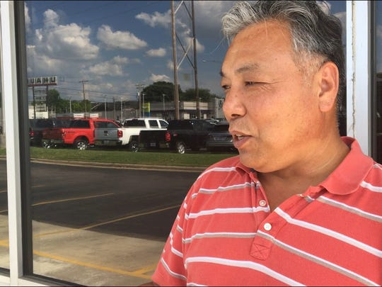 Young Choe talks about the Trump-Kim summit scheduled for June 12, 2018. Choe is owner of Seoul Market in Springfield. More than 30 years ago, he came to the United States from South Korea.