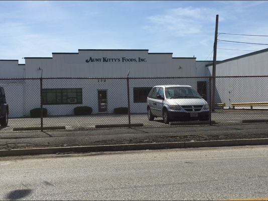 Aunt Kitty's Foods factory