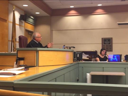 Cumberland County Superior Court Judge Cristen D'Arrigo