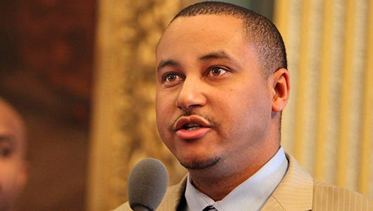 State Sen. Virgil Smith, D-Detroit.