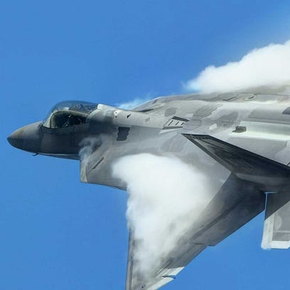 An Air Force F-22 Raptor has been added to the lineup