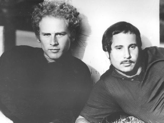 Simon & Garfunkel in 1969