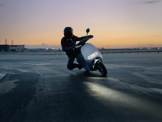 The Gogoro Smartscooter could have big implications
