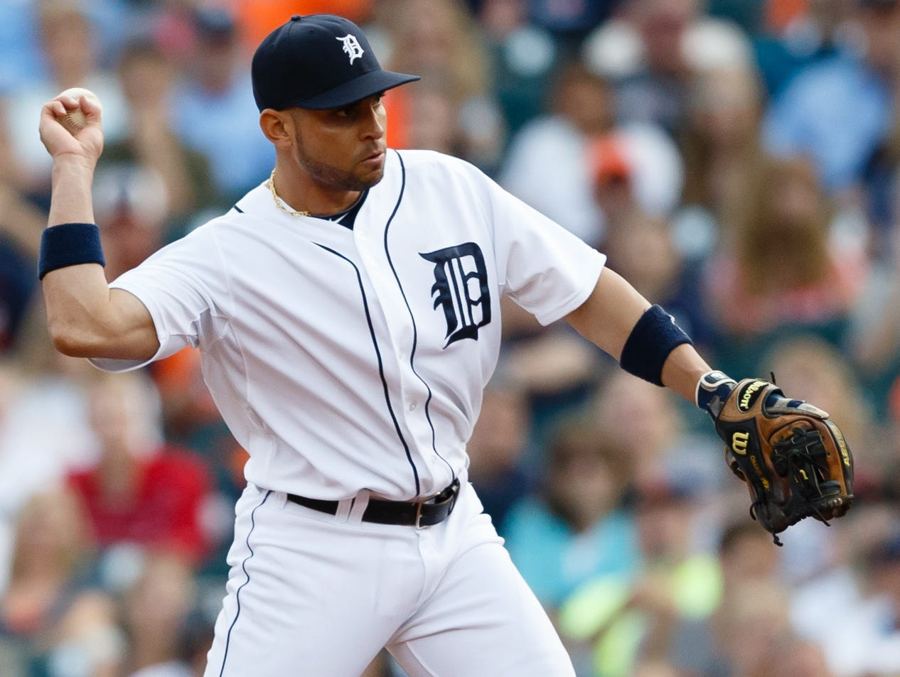 <p>13-Omar Infante, 2B: Signed a 4-year, $30.25 million contract with the Royals.</p>