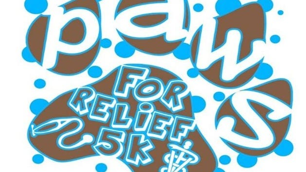 Paws For Relief 5K