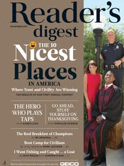 Cover with Gallatin Mayor Paige Brown, Pastor Derrick