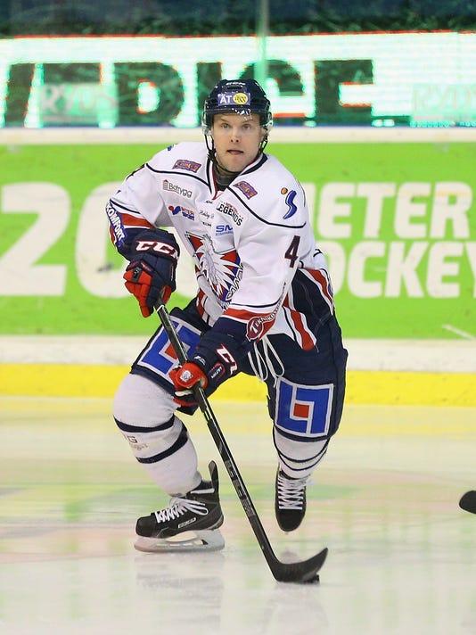Djurgarden Hockey v Linkoping HC