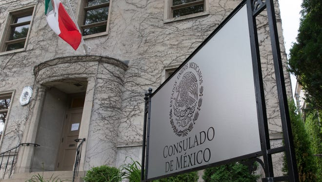 A Mexican consulate has opened at 1443 N. Prospect Ave. in Milwaukee.