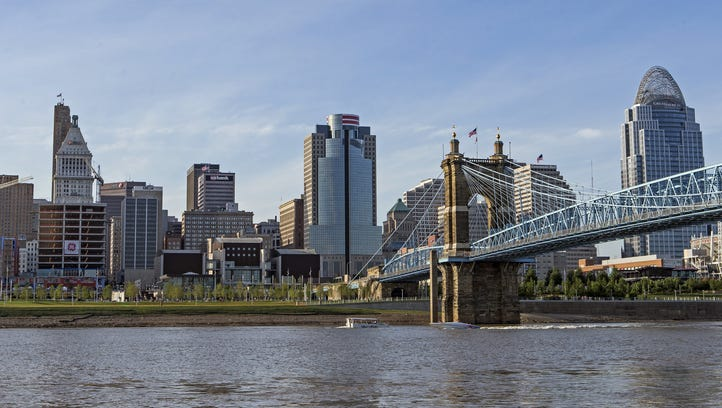 """A March 2013 Forbes.com story about the national urban revitalization trend recognizes Cincinnati among 15 cities with """"emerging"""" downtowns.  The story touts projects in the works such as the streetcar and the riverfront park as well as the new Horseshoe Casino and ongoing development of The Banks: """"Downtown Cincinnati has been transforming its downtown hub since the 1990s, with an estimated $1.3 billion invested in projects currently in construction or planning stages, according to Downtown Cincinnati Inc."""""""