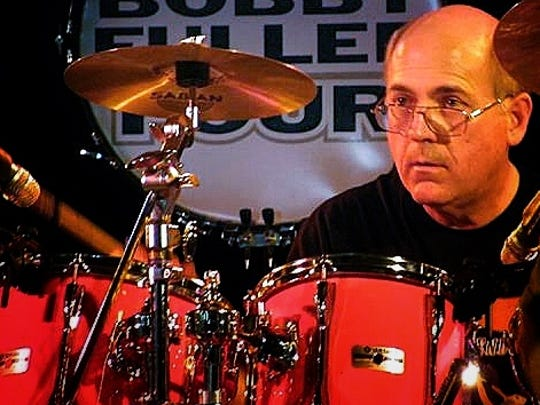 El Pasoan Rick Kern is a longtime drummer and vocalist. He and Crosby have organized the Border Legends of Rock & Roll Concert for the past seven years.