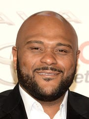 Ruben Studdard will be a Detroiter for a day Friday.