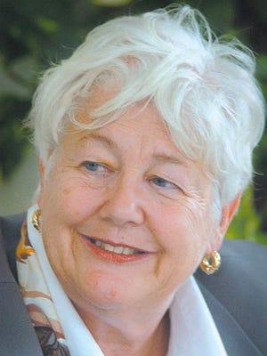 State Sen. Martha Fuller Clark