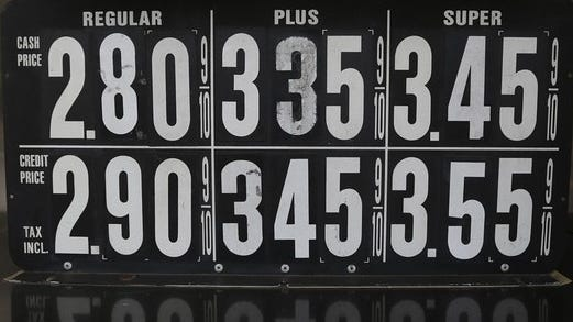 With oil prices declining, fuel costs are at a four-year low.