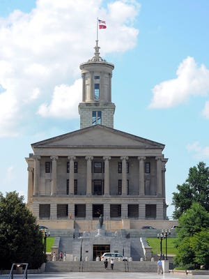 State Capitol in Nashville