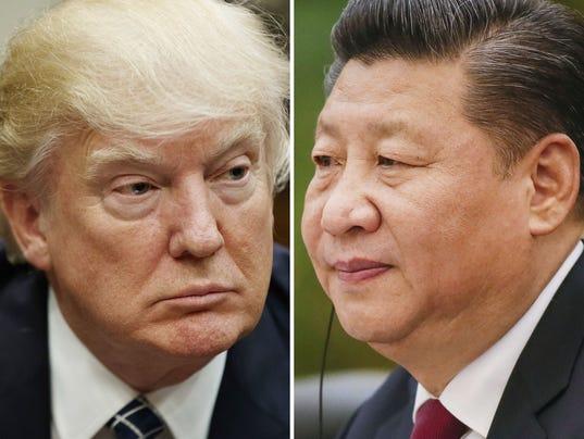 AP CHINA US TRUMP I FILE CHN