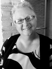 Teresa Cox, new interim executive director