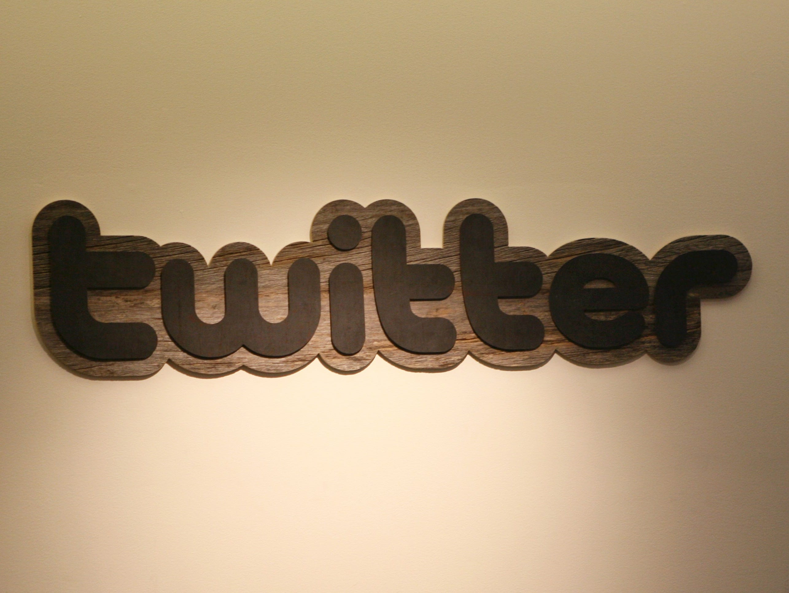 Twitter tumbles to record low