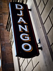 French brasserie Django in downtown Des Moines will