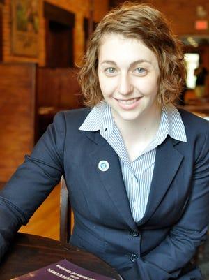 Kristin J. Holmes