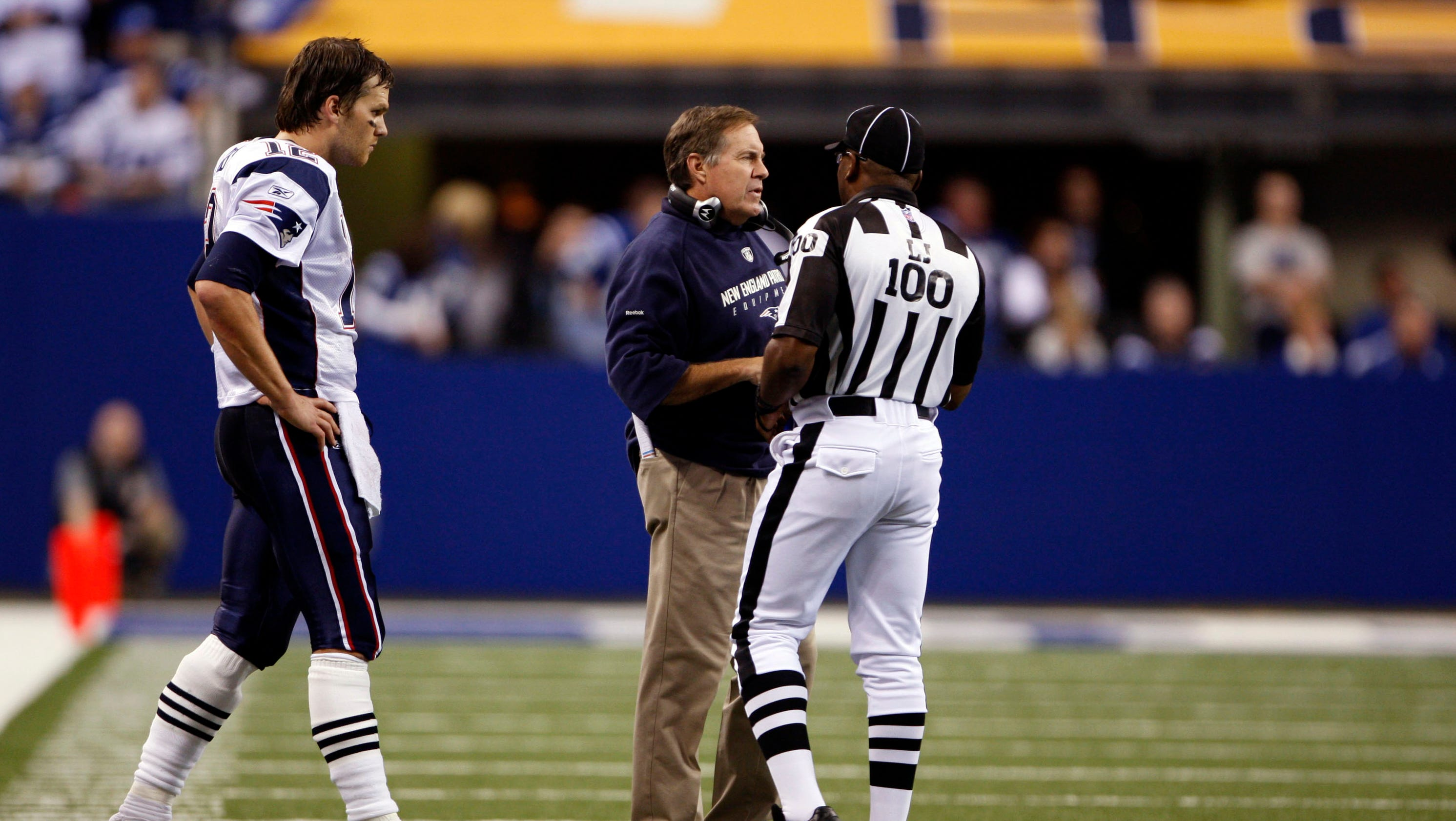 Tom Brady holds decided stats edge over Peyton Manning